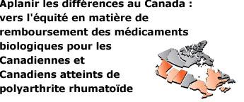 Aplanir les différences au Canada