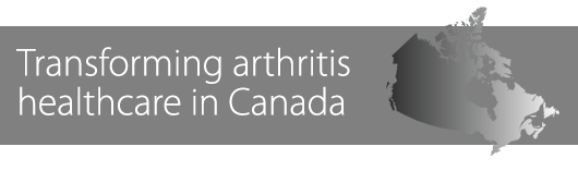 Transforming arthritis healthcare in Canada