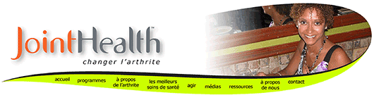 JointHealth changer l'arthrite